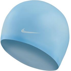 Nike Swim Solid Silicone Cap Psychic Blue